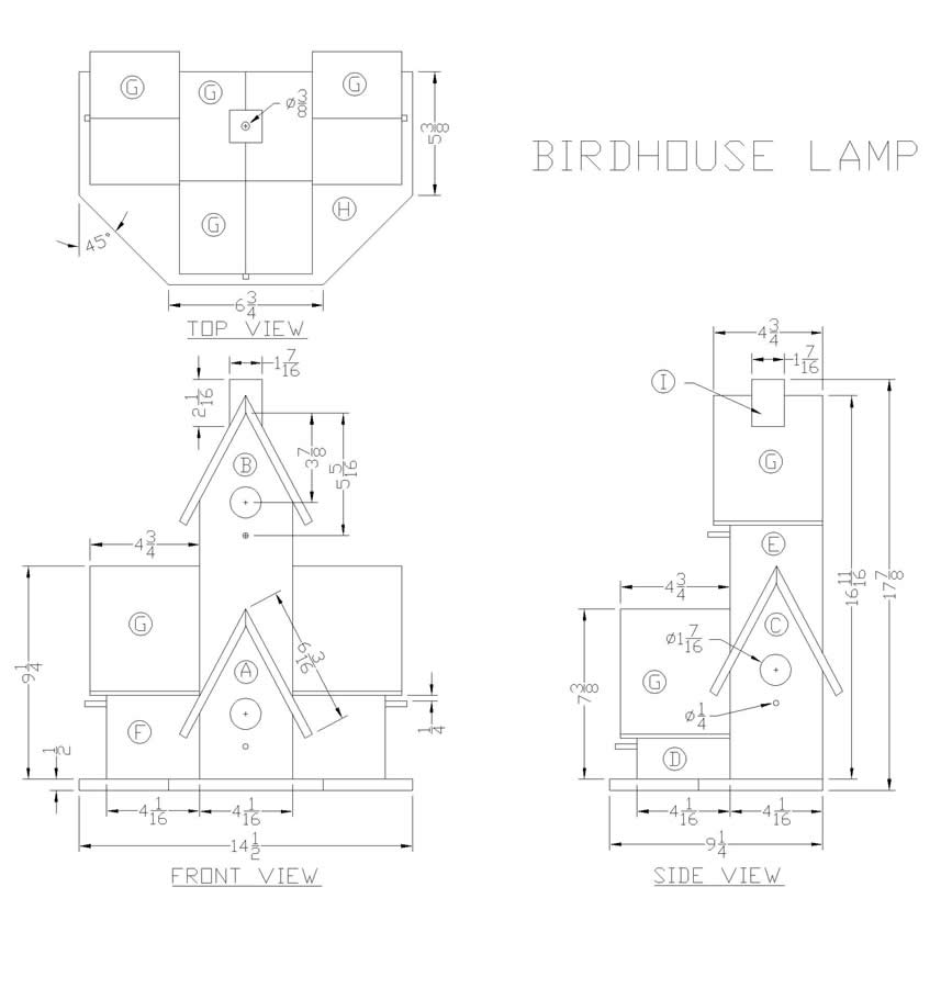 How to Find Free Birdhouse Plans | eHow.com