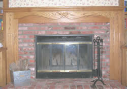 Fireplace Mantel Surround